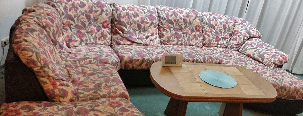 sofa przed